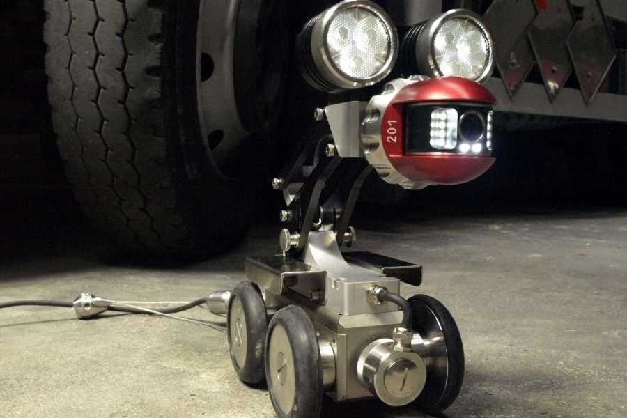 robot inspector desatascos montoya
